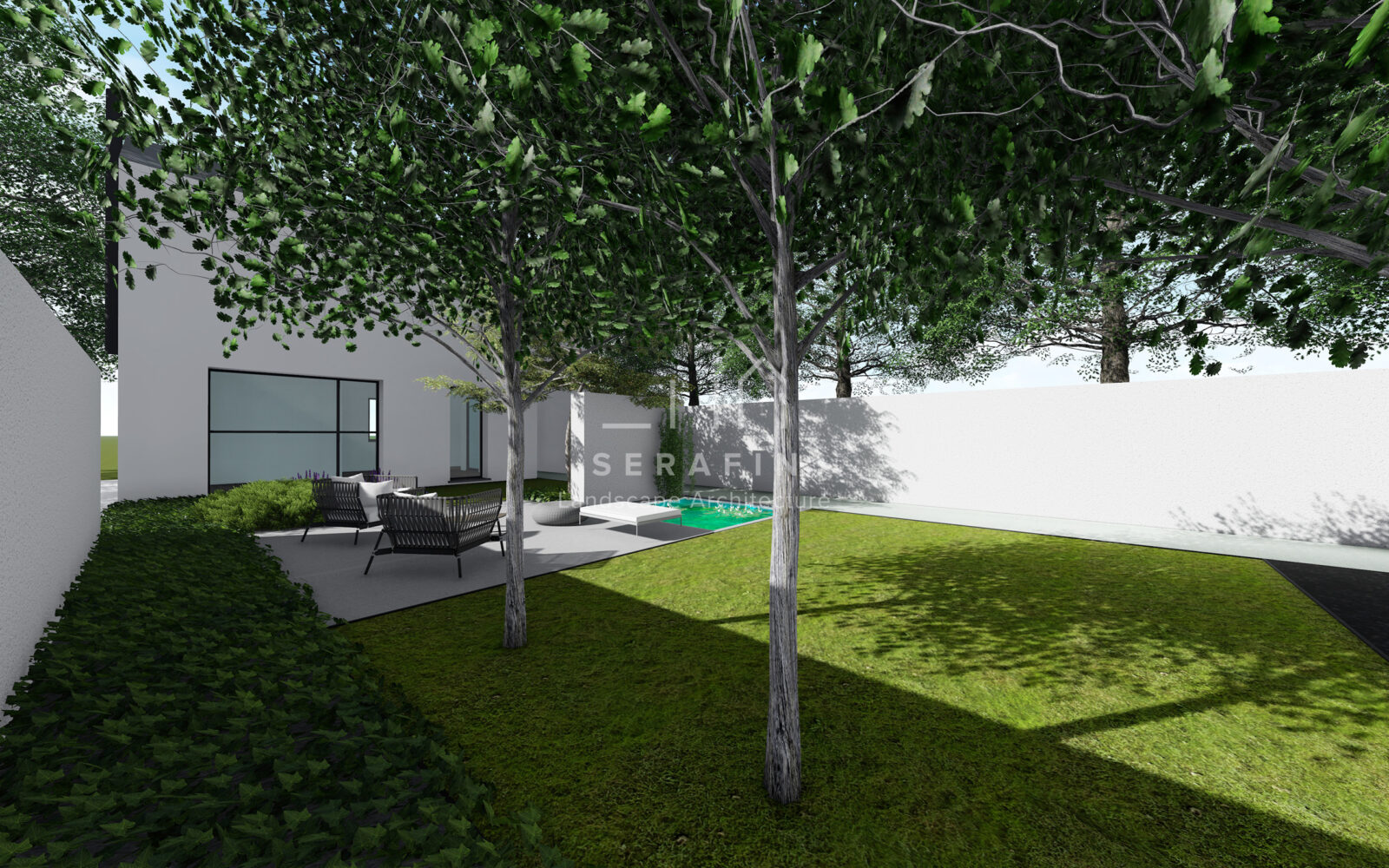 progetto di un giardino a conegliano - 3