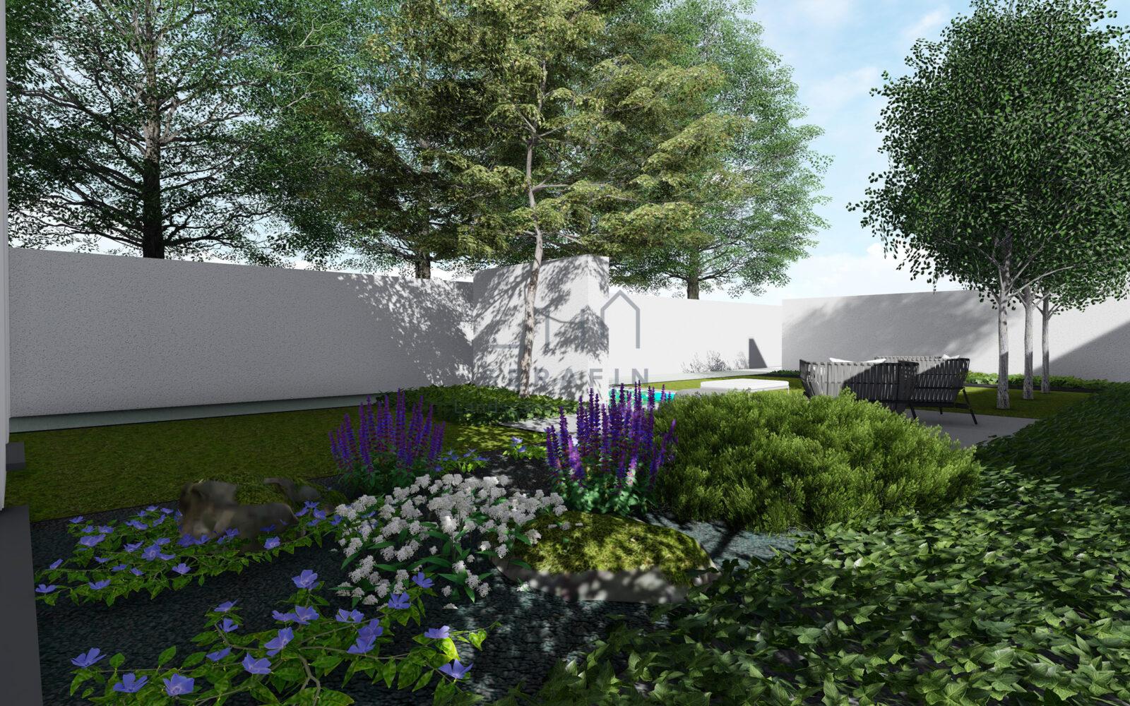 progetto di un giardino a conegliano - 7