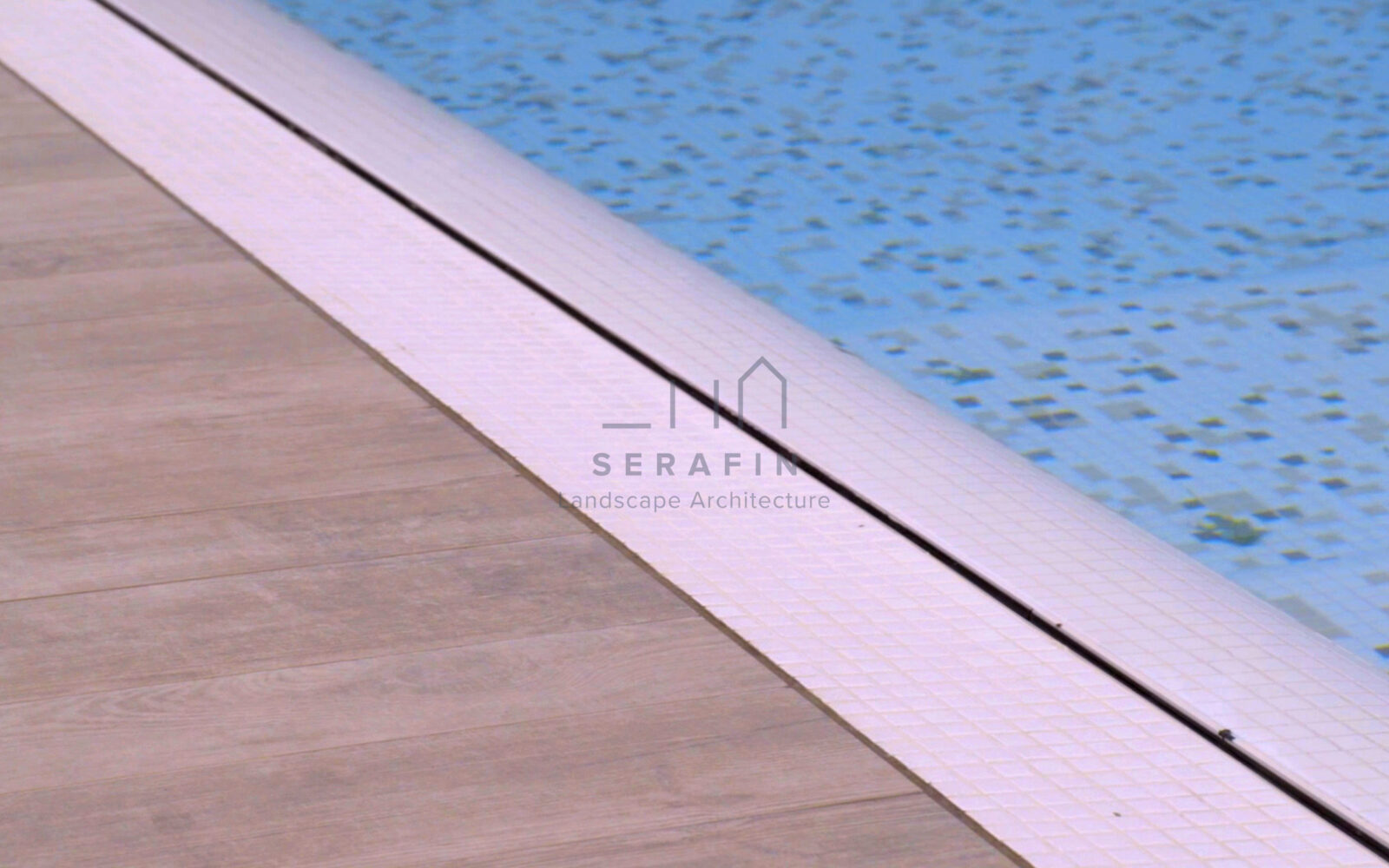giardino di lusso con piscina - 4