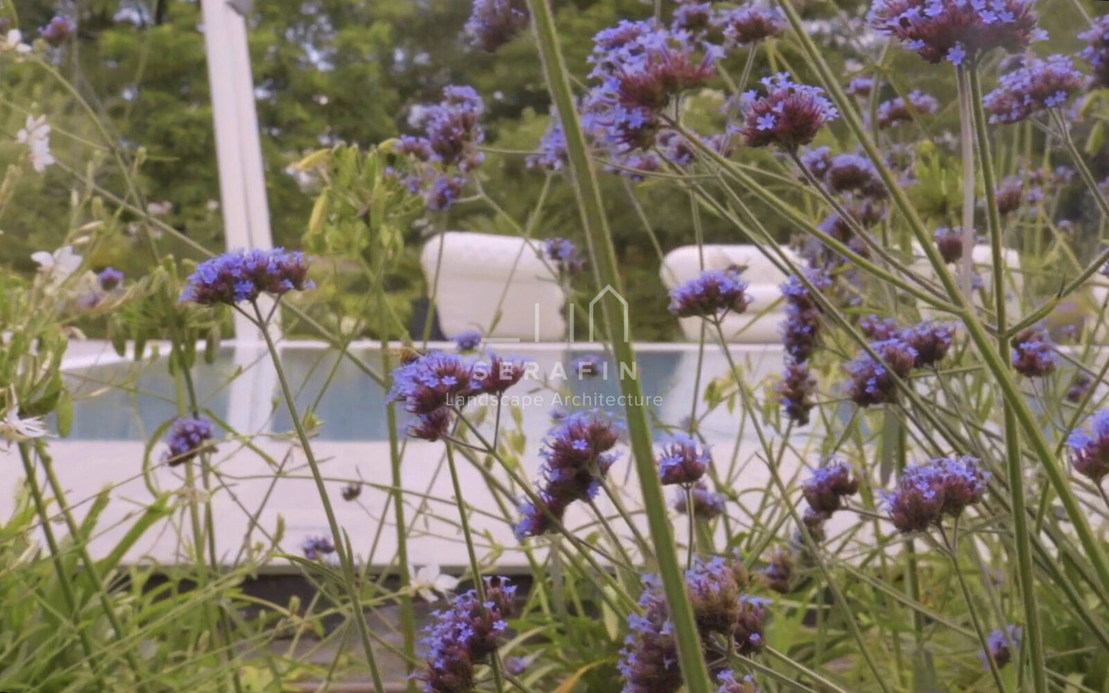 giardino di lusso con piscina - 7