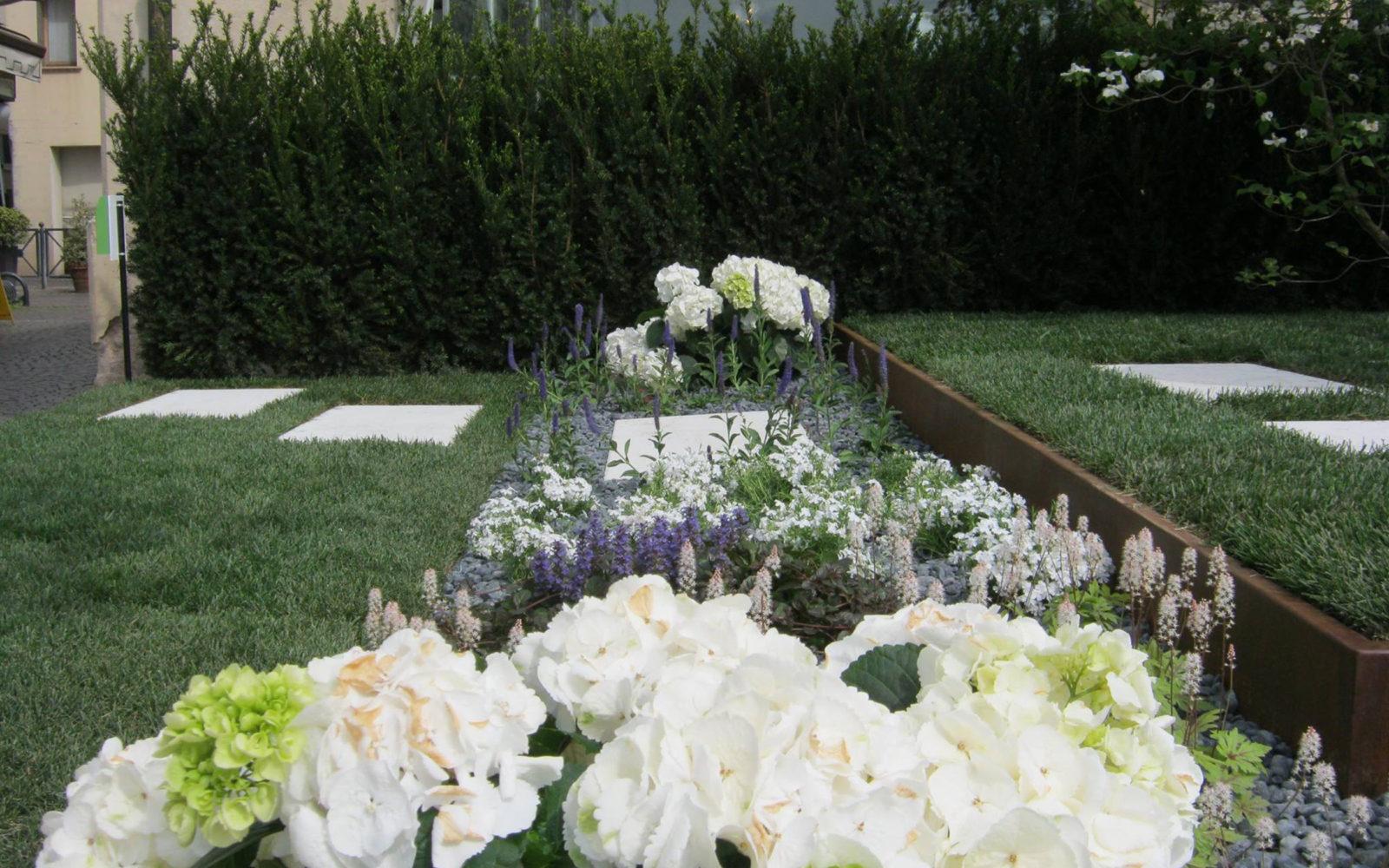 allestimento giardino Verde Idea a Castelfranco Veneto 2016 - 6