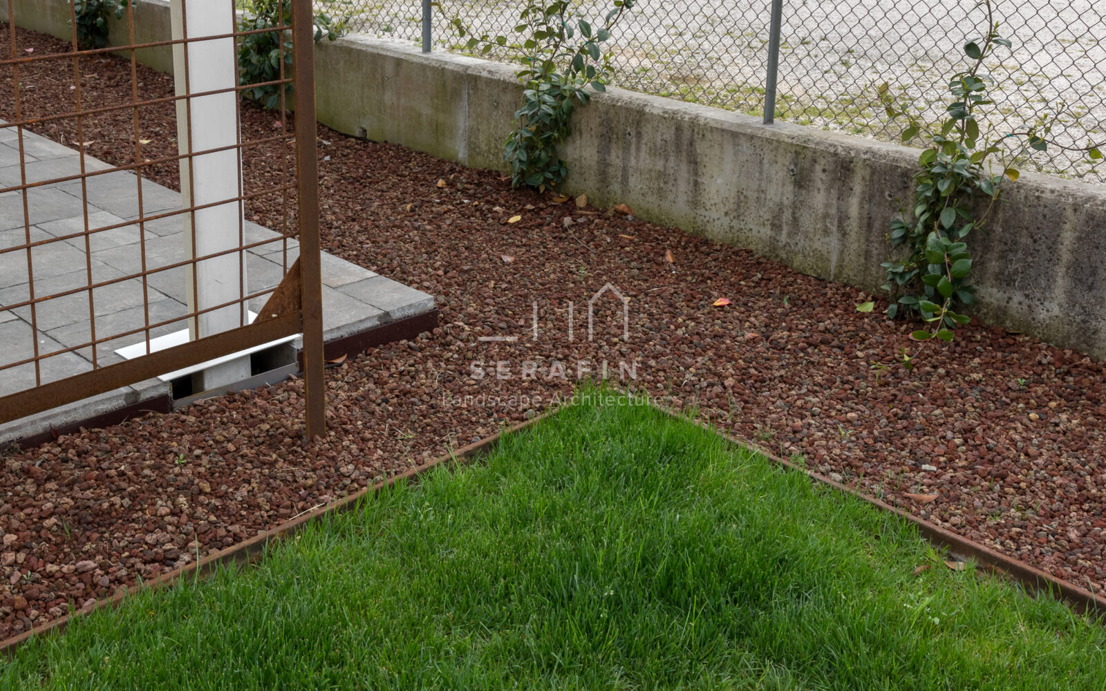 progetto di un giardino privato a padova - 15