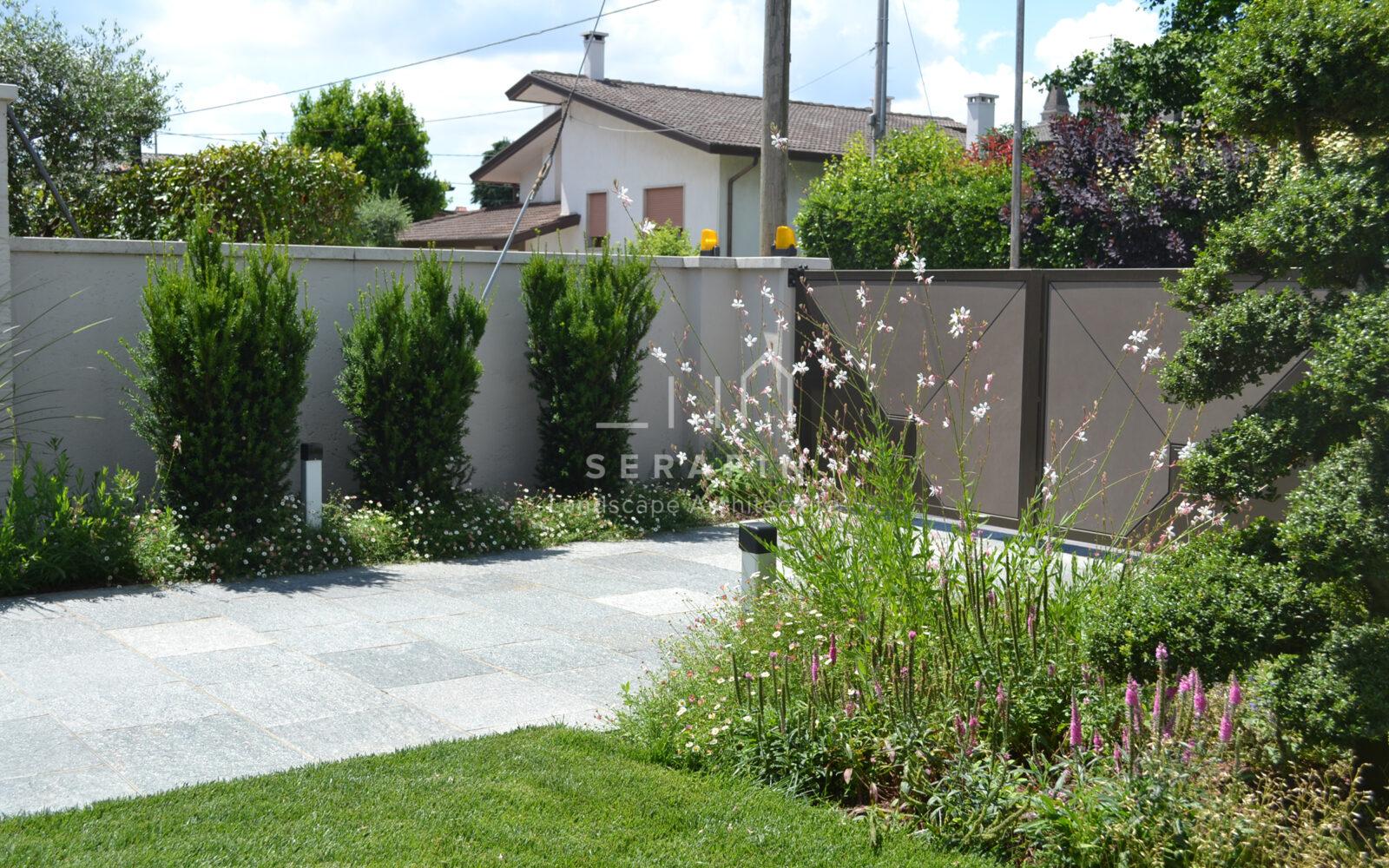 giardino privato a Bassano del Grappa - 1