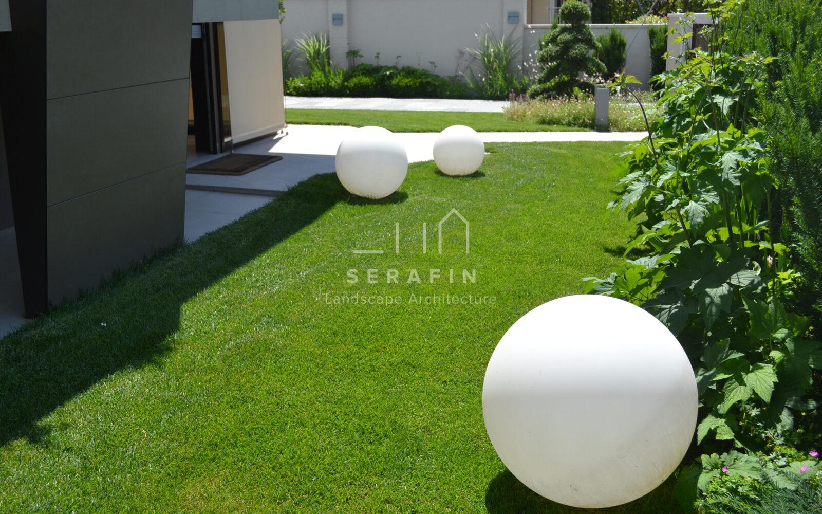 giardino privato a Bassano del Grappa - 5