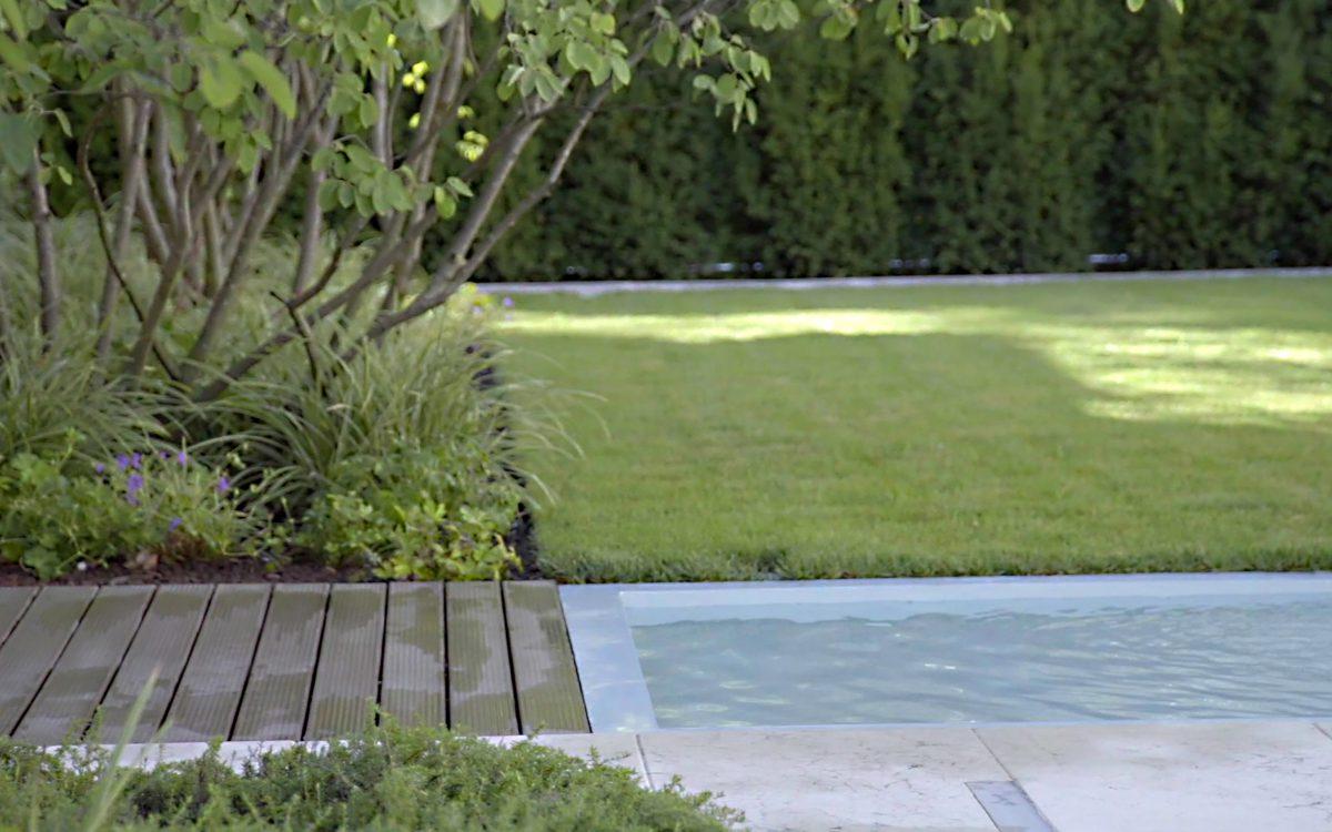 Progettazione e realizzazione giardini treviso verona for Giardini ville moderne