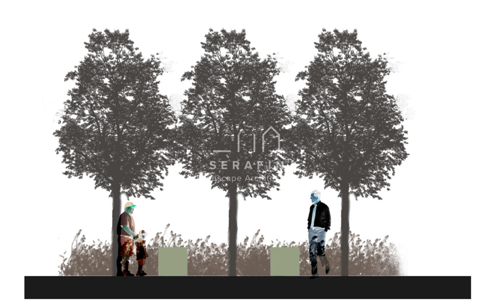 progetto giardino ospitale quinto di treviso - 2