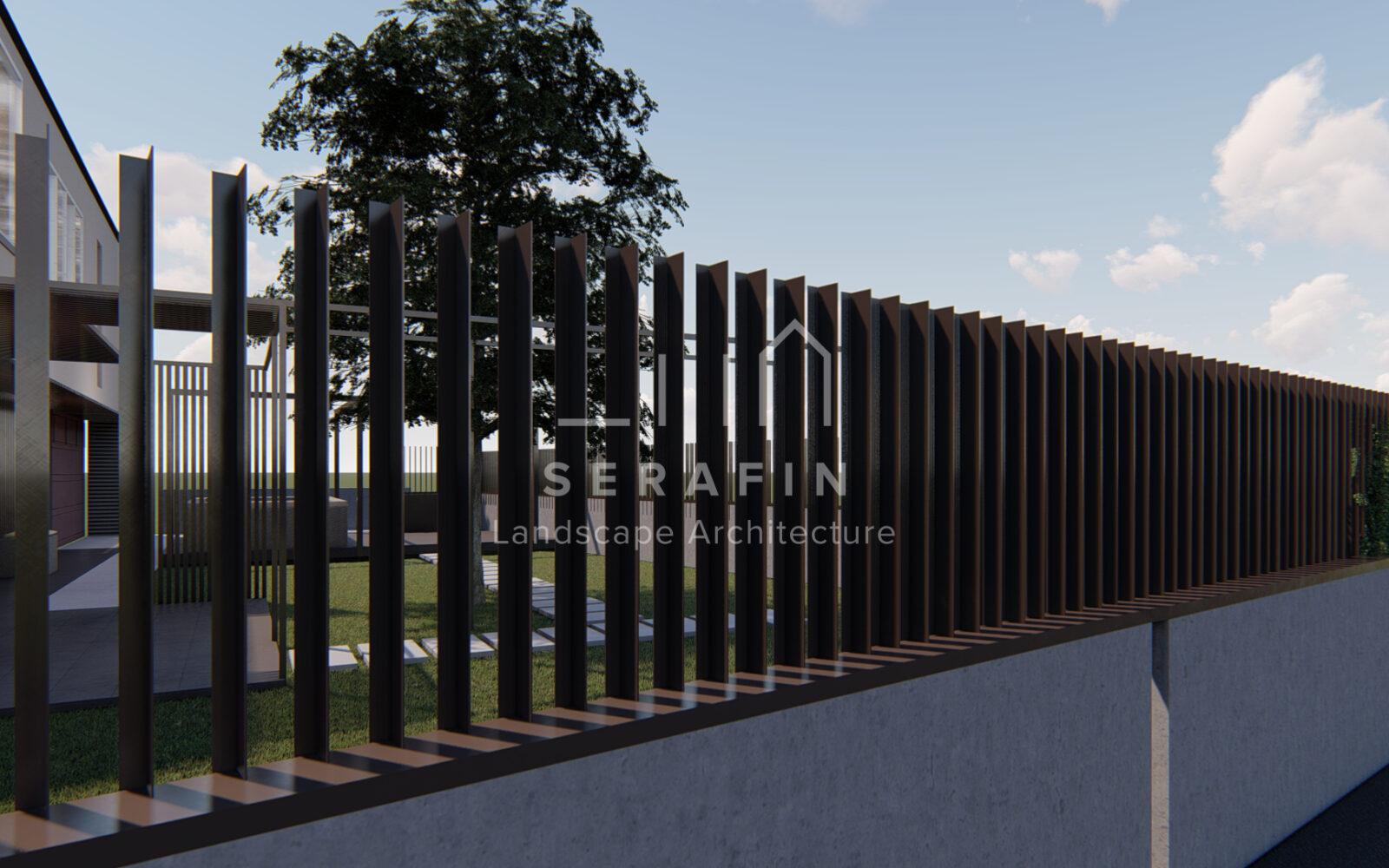progettazione di un giardino privato a Sacile - 4