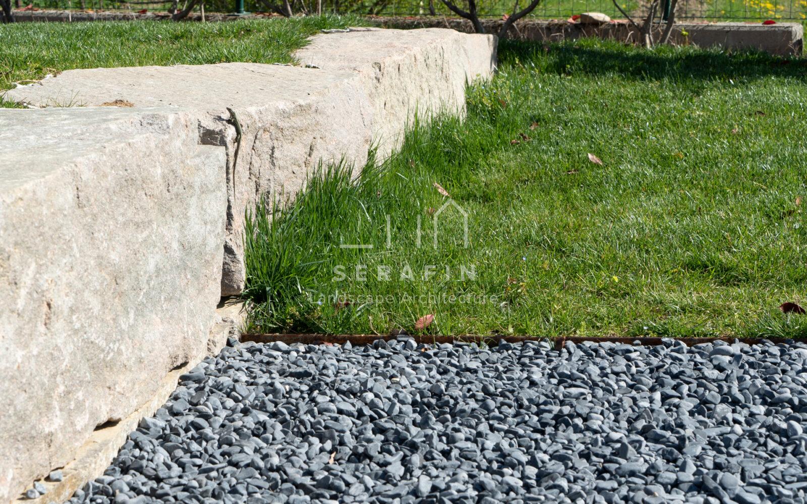 progetto giardino privato moderno a Vittorio Veneto - 5