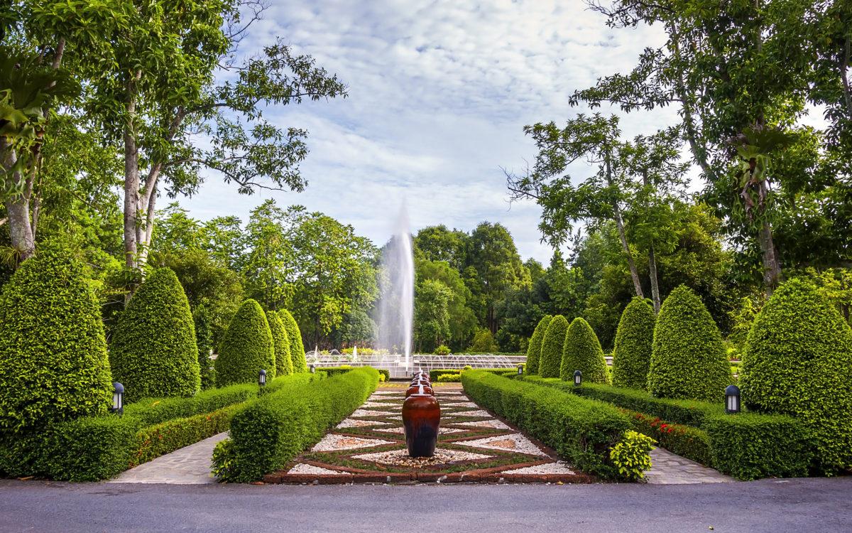 restauro giardini storici provincia di venezia treviso verona vicenza